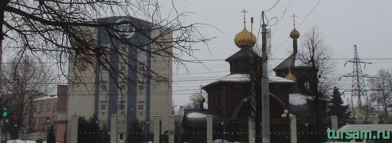 Владимирская церковь в Туле