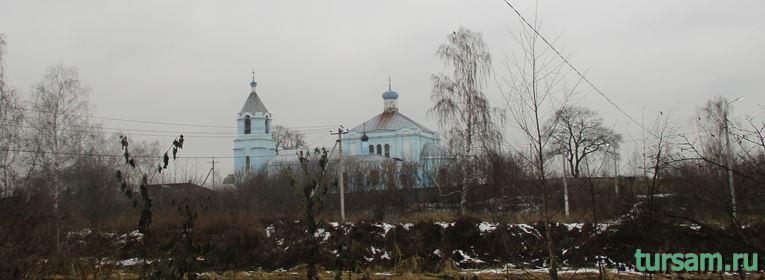 Знаменская церковь в Щелково